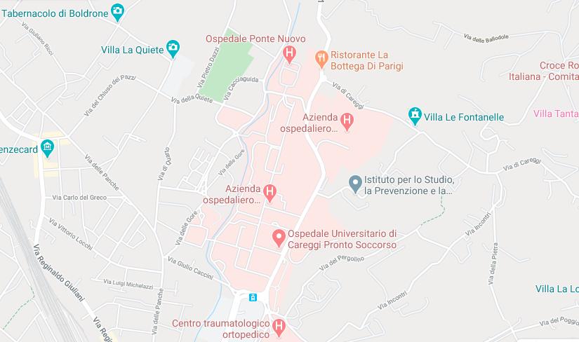 Radiologia Interventistica Firenze